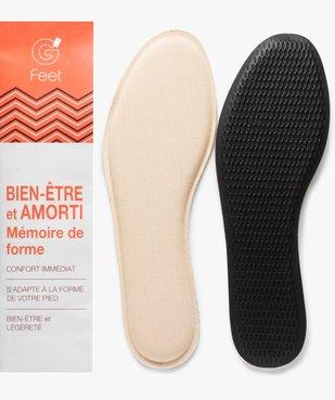 Semelles confort avec amorti vue2 - Nikesneakers(ENTRETIEN) - Nikesneakers
