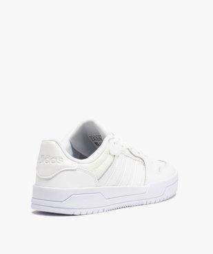 Baskets femme unies à lacets – Adidas Entrap vue4 - ADIDAS - GEMO
