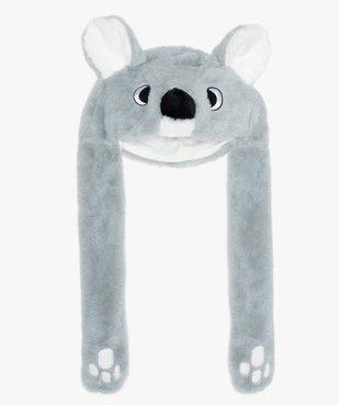 Bonnet fille à motif koala avec longues pattes vue1 - Nikesneakers (ENFANT) - Nikesneakers