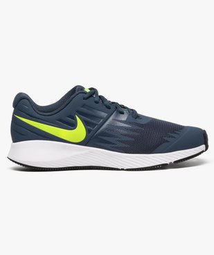 Baskets basses lacées - Nike Star Runner vue1 - NIKE - GEMO