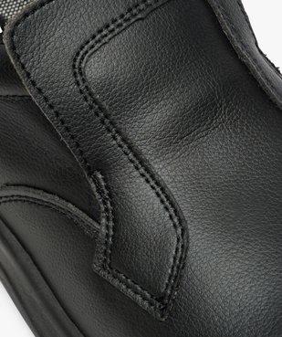 Chaussures de sécurité homme S2 forme mocassin vue6 - GEMO (SECURITE) - GEMO