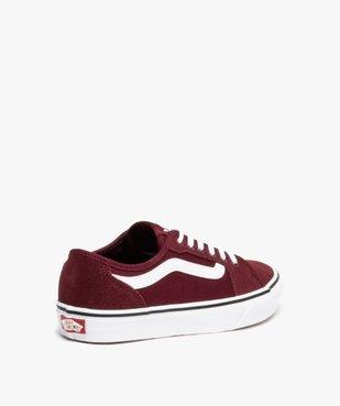 Tennis homme skateshoes dessus cuir – Vans Filmore vue4 - VANS - Nikesneakers